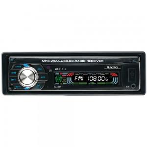 Радио MP3 плеър за кола SANG CAS-111RDS