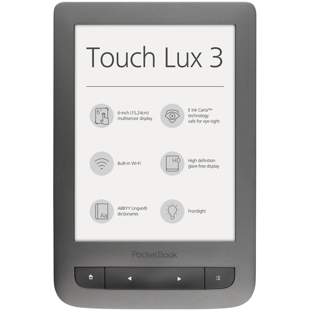 PocketBook PB626 Touch Lux 3