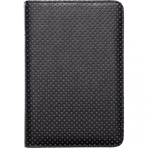 Кожен калъф за PocketBook PB626 Touch Lux 3, Черен