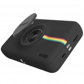 Дигитален фотоапарат за моментни снимки Polaroid Snap, Черен