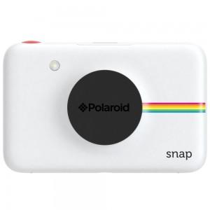 Дигитален фотоапарат за моментни снимки Polaroid Snap, Бял