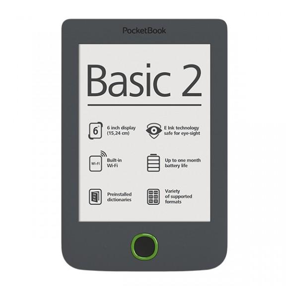 eBook четец PocketBook PB614 Basic 2