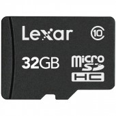 Карти памет Lexar® microSDHC™/microSDXC™ Class 10
