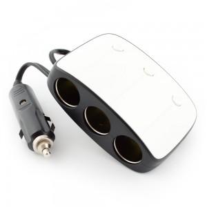 Разклонител за автомобил, 2 x USB изхода