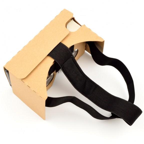 Очила за виртуална реалност Diva VR Cardboard