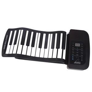Дигитални силиконово пиано Diva, 61 клавиша