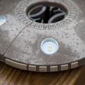 LED лампа за чадър с Bluetooth стерео говорители iON Patio Mate™