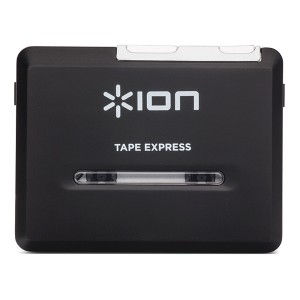 Уокмен и касетен дигитализатор iON Tape Express Plus™
