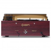 Грамофон с ретро дизайн iON Trio LP™