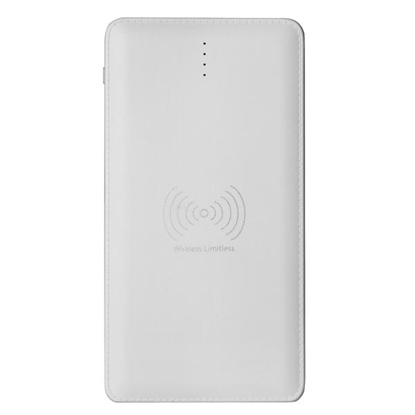 Преносима външна батерия с Wireless Charging функция, 10000 mAh