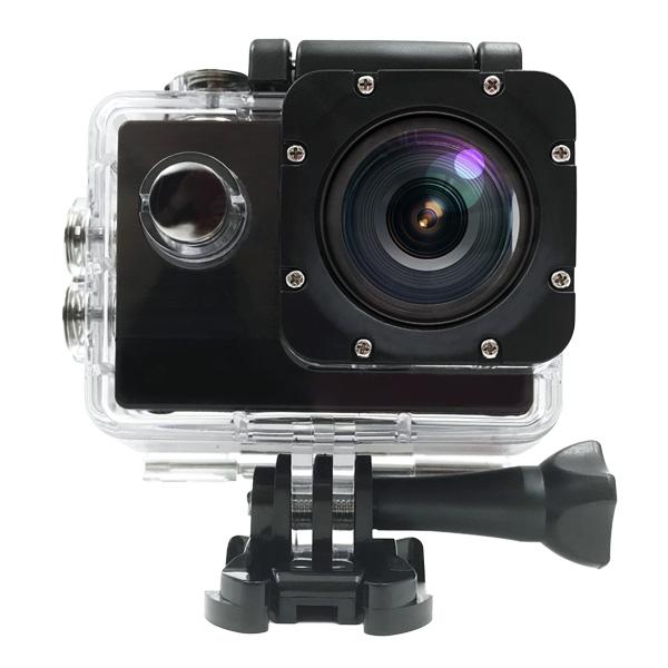Екшън камера WF430, 4K, WiFi