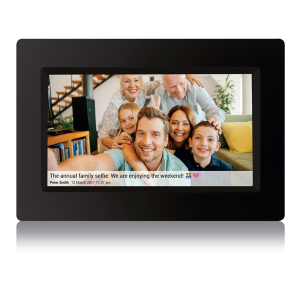 Digital Smart Photo Frame Diva Df1017w Android Wifi Digital