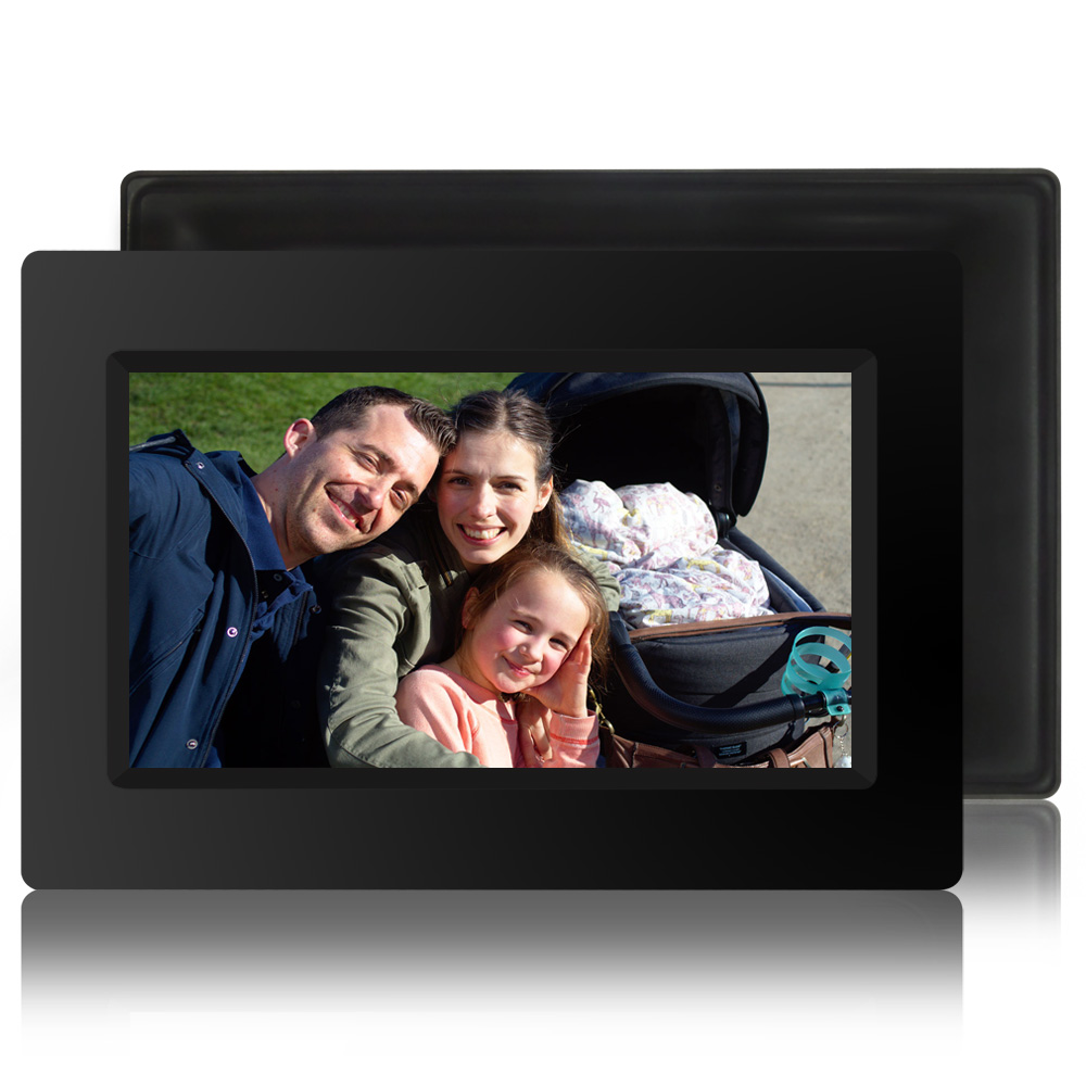Digital Smart Photo Frame Diva DF1017W, Android, WiFi | Digital ...