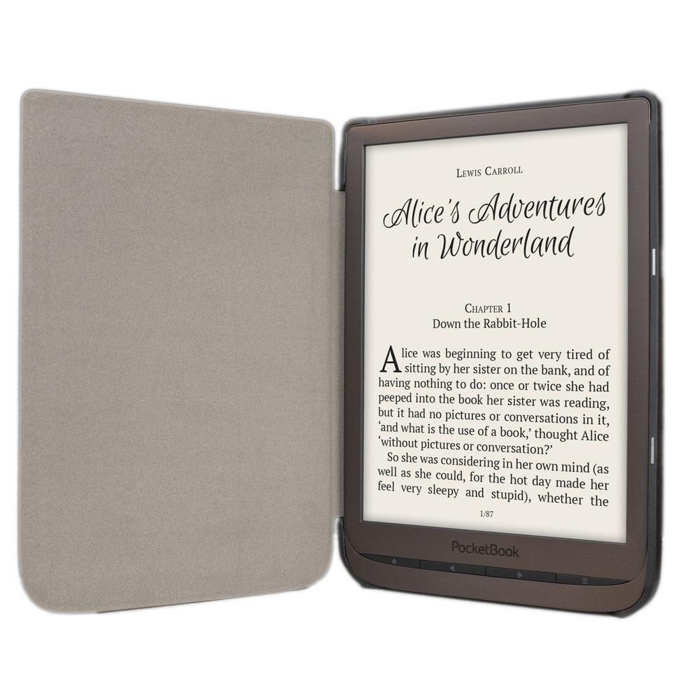 PocketBook inkPad 3 COVER SHELL (WPUC-740-S-BK)   Digital